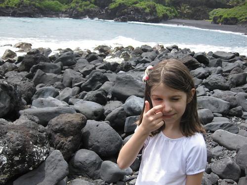 Symphony by the Black Sand Beach