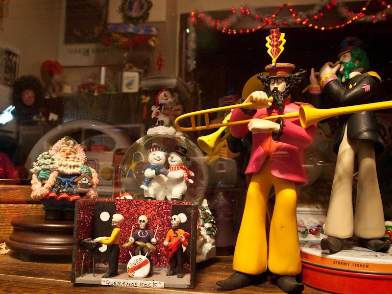 Santa, Snowmen, Beatles Redux