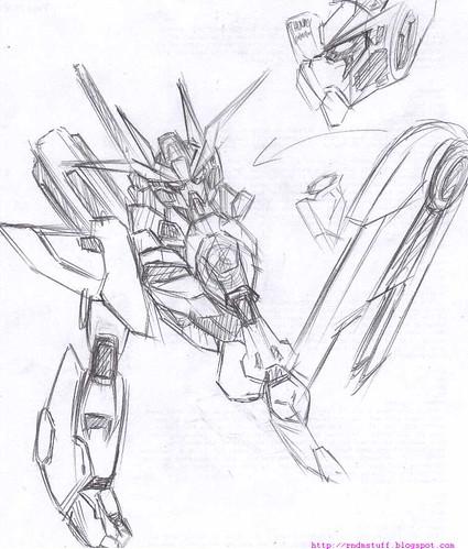 GNT-0001 Thunder Gundam