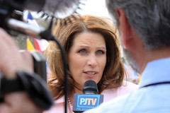 Michele Bachmann and the Tea Party 1