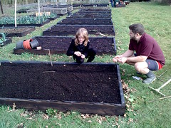 Our allotment :)