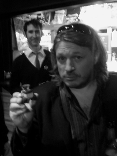 Day 276 - Meeting Richard Herring by ajwalters