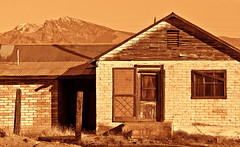 Abandoned House in Overton, Nevada