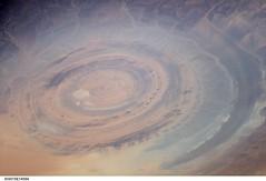 Richat Structure 'Bulls-eye' (NASA, International Space Station Science, 06/26/07)