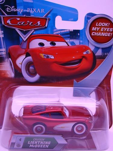 Disney CARS Lenticular Cruisin McQueen (1)