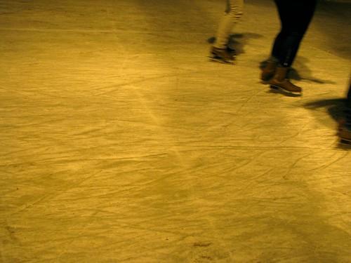 ice skating: 2