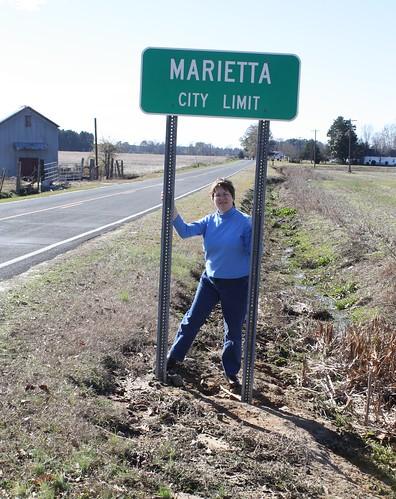 Marietta City Limit