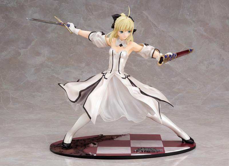 Saber Lily ~Golden Caliburn~ 02