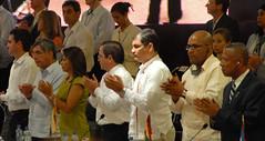 Cumbre de la Unidad de América Latina y el Caribe.
