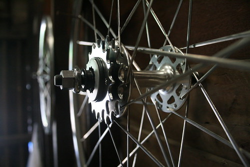 Telescopic Double Fixed-gear