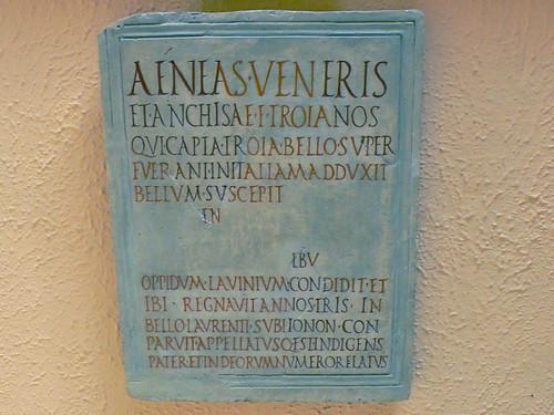 Elogium of Aeneas by MrJennings