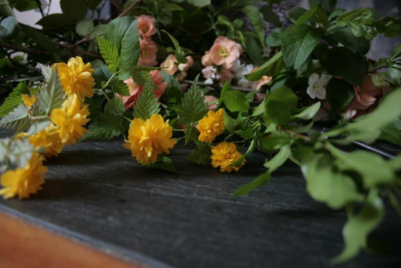 more flowers, slate