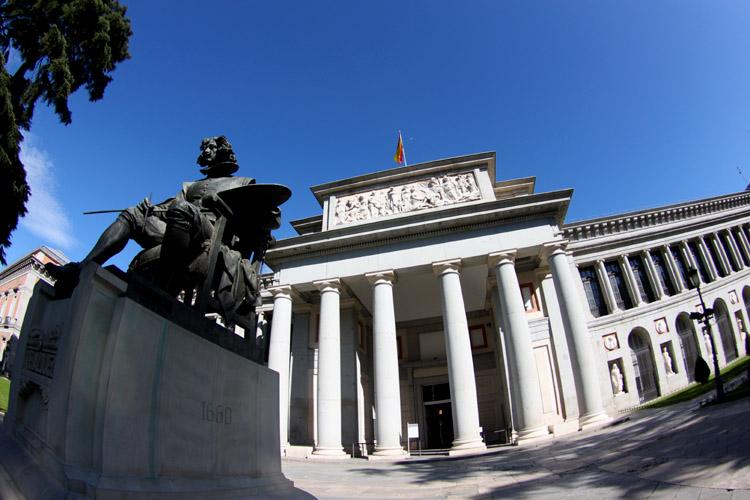 Prado Entrance