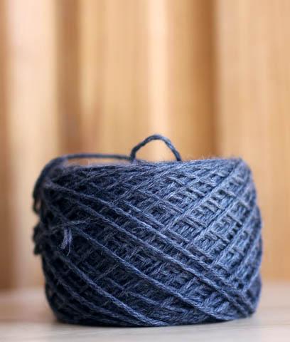 wool winding