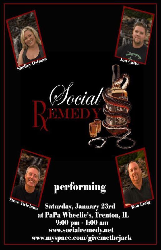 Social Remedy 1-23-10