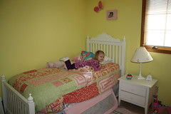 Maria's Big Girl Room