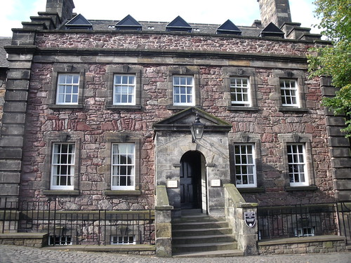 Governor's House, Edinburgh Castle, Edinburgh
