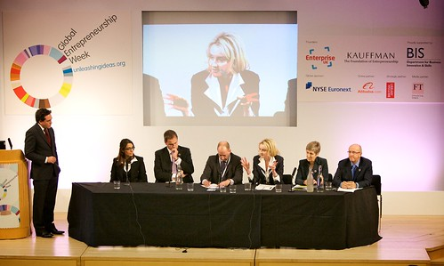 Panel Discussion by Enterprise_UK.