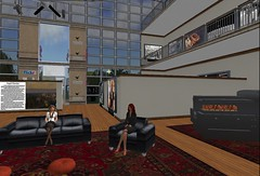 "Nasa Colab - La ""Neil Armstrong Library"" in Second Life, ed intervista ad Archivist Llewellyn"