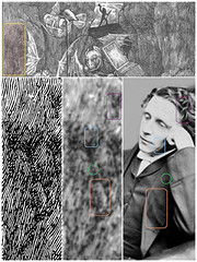 """Lewis Carroll in """"The Hunting of the Snar..."""