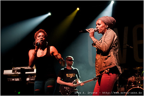 Tamika Edwards Otto, Florian Münzer & Mamadee Wappler / Gentleman & The Evolution