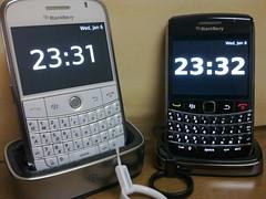 BlackBerry Charging Pod for Bold 9700