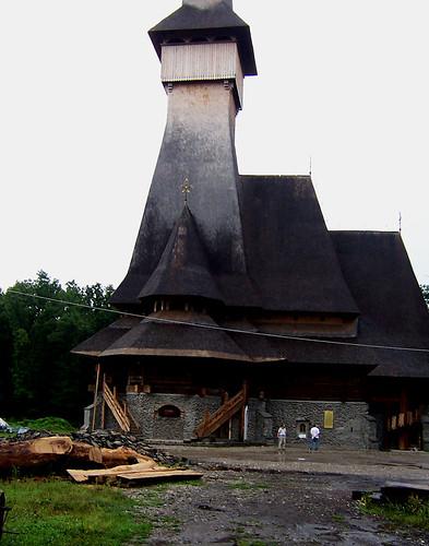 Iglesia de Sapanta