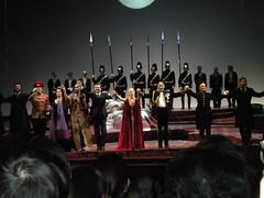 Compagnia artistica Salome Bologna.