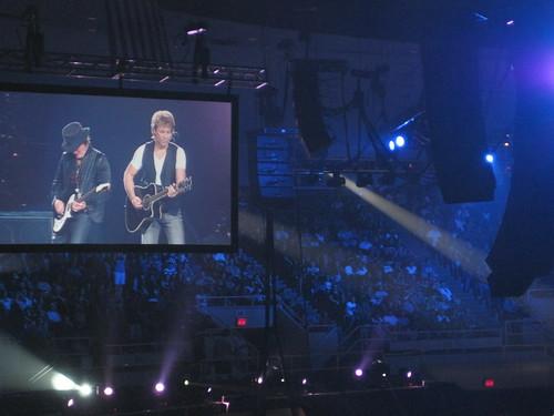 Bon Jovi in Hawaii
