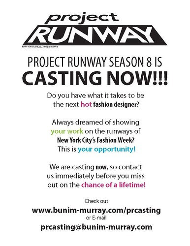 Project Runway Casti#3982B1