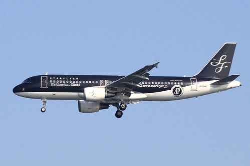Star Flyer A320-200(JA04MC)