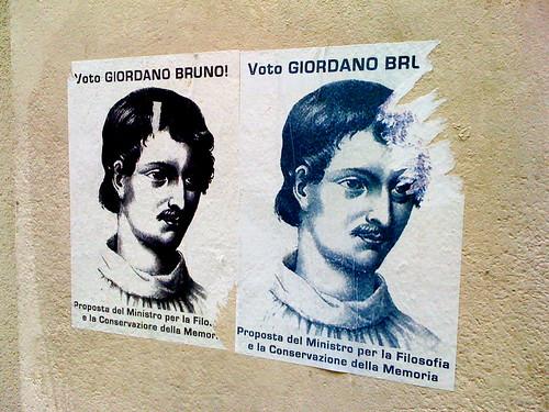 Vota Giordano Bruno!