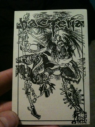Pushead Sticker