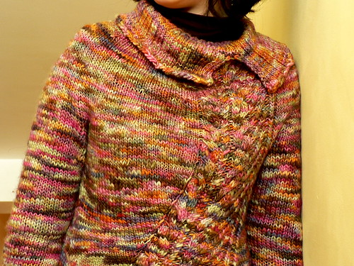 Long Woolly top