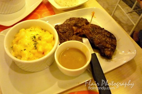 Everything at Steak - Original Marinade Rib Eye