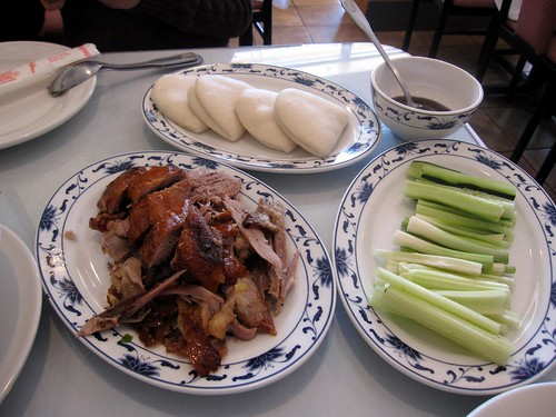 wong kee bbq & peking duck - peking duck service by foodiebuddha.