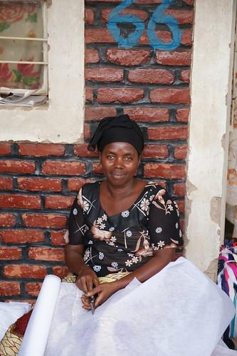 Kigali Seamstress