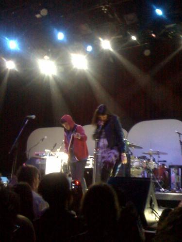 Sleigh Bells @ The Fillmore, SF 4/17/10