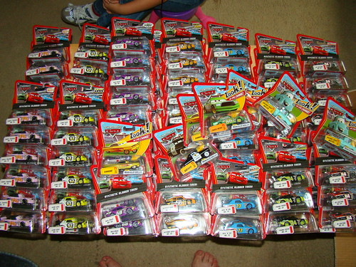disney CARS Kmart Collectors day 3 (1)