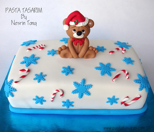 2010 CHRISTMAS PARTY CAKE