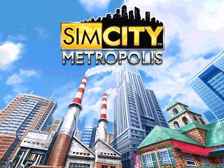 SimCity Metropolis for Blackberry devices now available