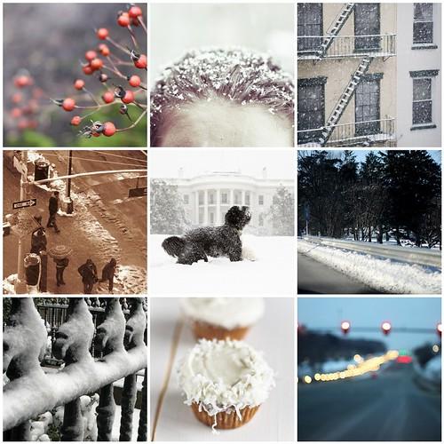 Winter Mosaic