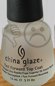 China Glaze: Fast Forward