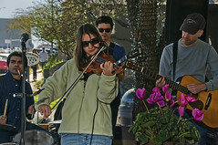 Fiddle Player, Ruby Jane Smith - Jo's Coffee Shop