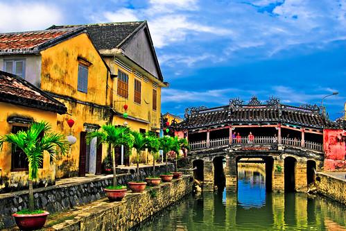 Hoi An Ancient - Pagoda Bridge