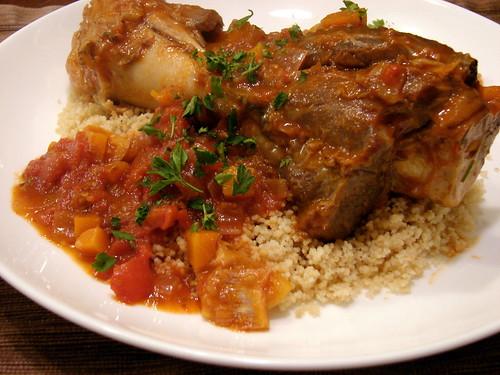Dinner:  November 22, 2009