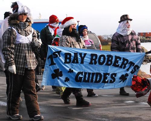 Bay Roberts Guides - Mummers!!