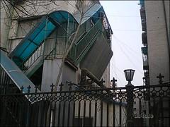 Beijing - upstairs