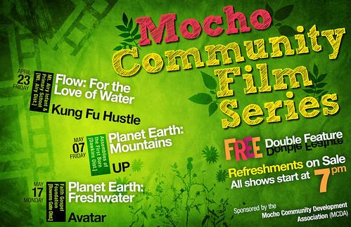 Mocho Film Series