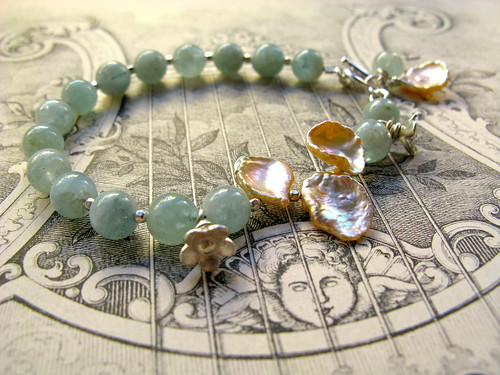 Lady of the Lake bracelet